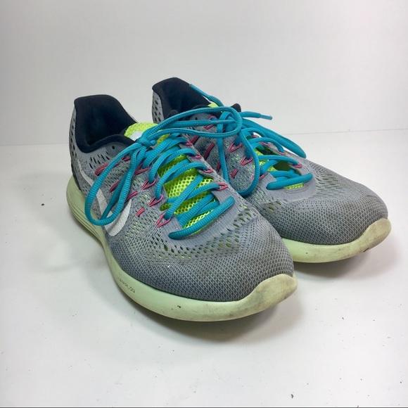 f97ce3d1b3ad ... switzerland nike lunarglide 8 mens 9 m running shoes 22af4 90074